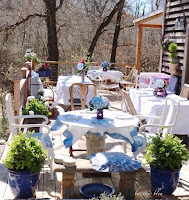 Spring Outdoor Garden Party