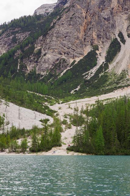 Seerundweg Pragser Wildsee  Lago di Braies  Südtirol 02