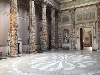 Marble Hall Kedleston