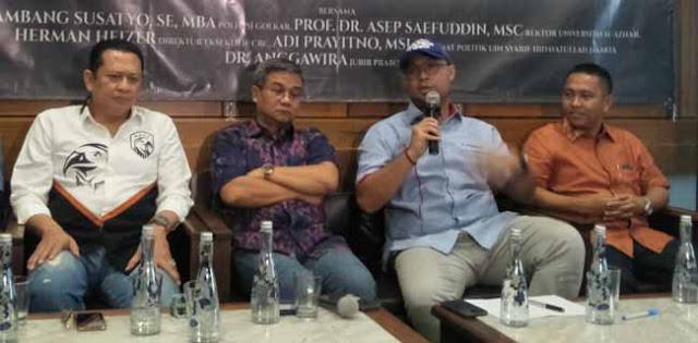 10 Partai Tak Lolos Senayan