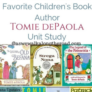 Tomie dePaola Study