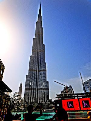 Menara tertingi di dunia