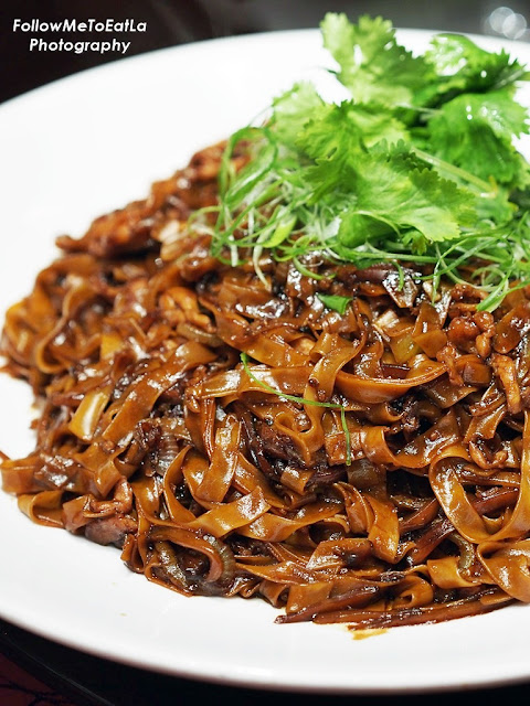 Stir Fried Soy Noodles With Shredded Chicken and Dried Shrimp RM 65