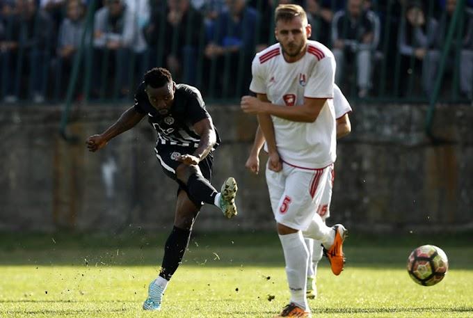 Partizan vodi u Surdulici golom Sume sa bele tačke! (VIDEO)