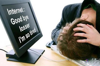 6 Alasan paling umum mengapa internet tidak berfungsi