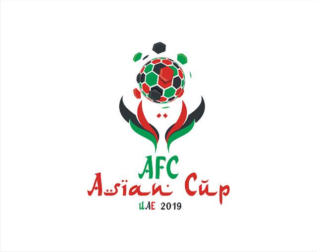 Logo rasmi AFC Asian Cup UAE 2019