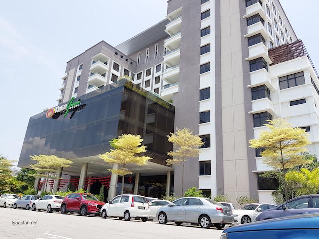 Kings Green Hotel City Centre Melaka - Weekend Family Staycation