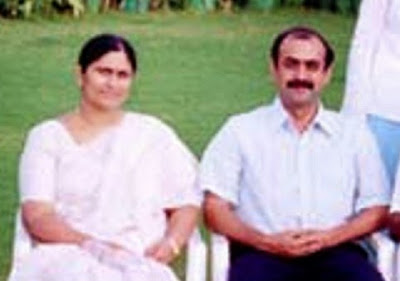 Rana Daggubati's father and mother