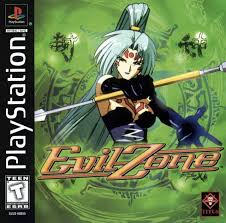 Evil Zone - PS1 - ISOs Download