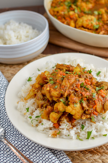 Syn Free Chicken and Cauliflower Curry | Slimming World