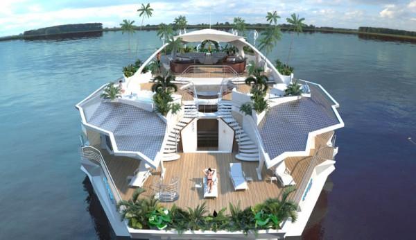 Orsos island Boat