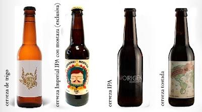 cerveza artesana española en Maltea2