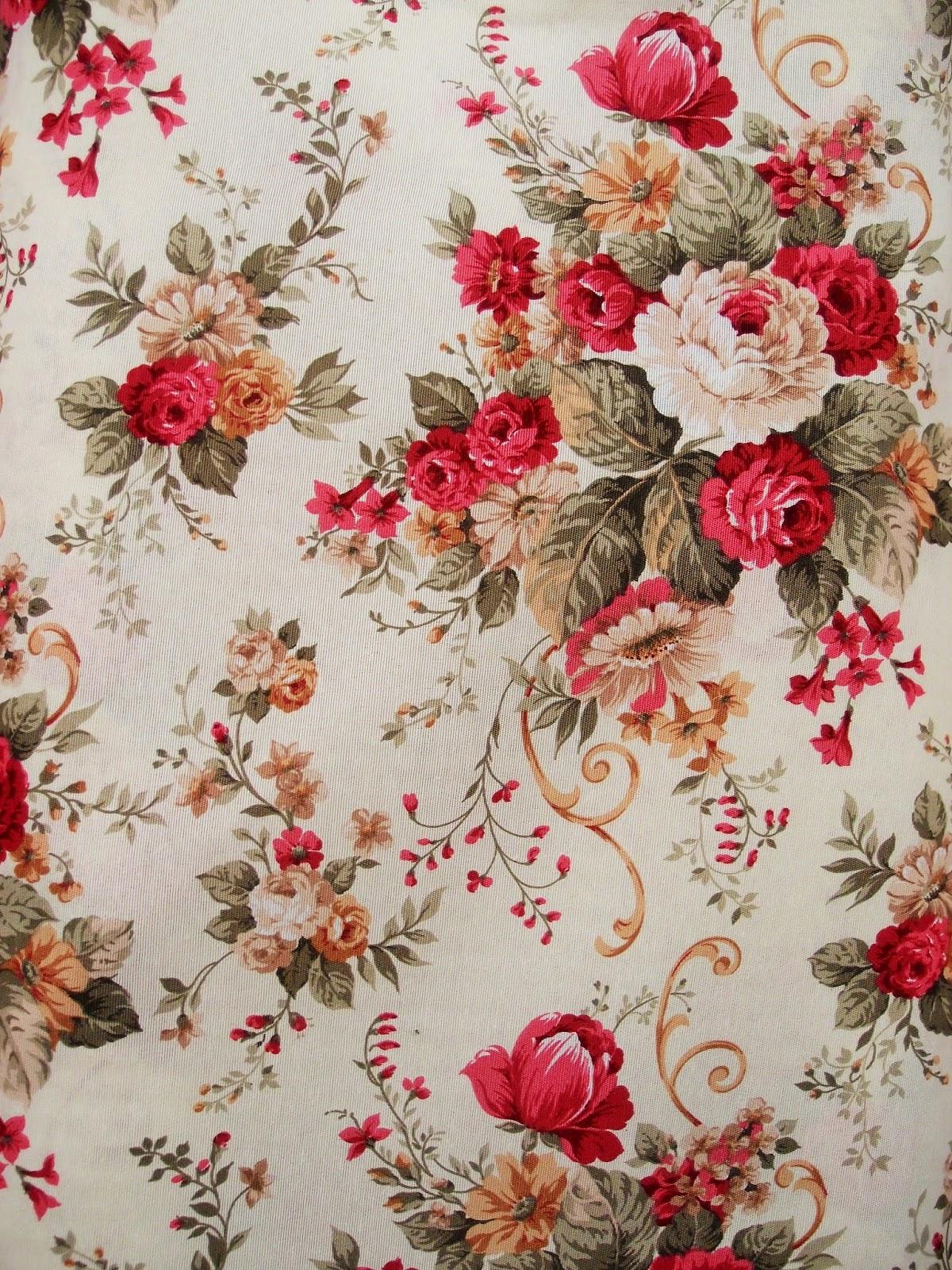 Tessuti Arredamento Per Divani i tessuti di primavera con le rose. arredare con i fiori