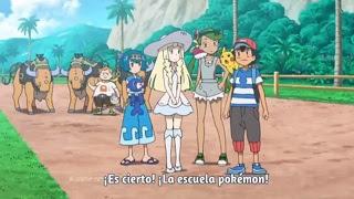 Pokémon Sol y Luna Capitulo 1 Temporada 20 Nuevas Islas, nuevos Pokémon