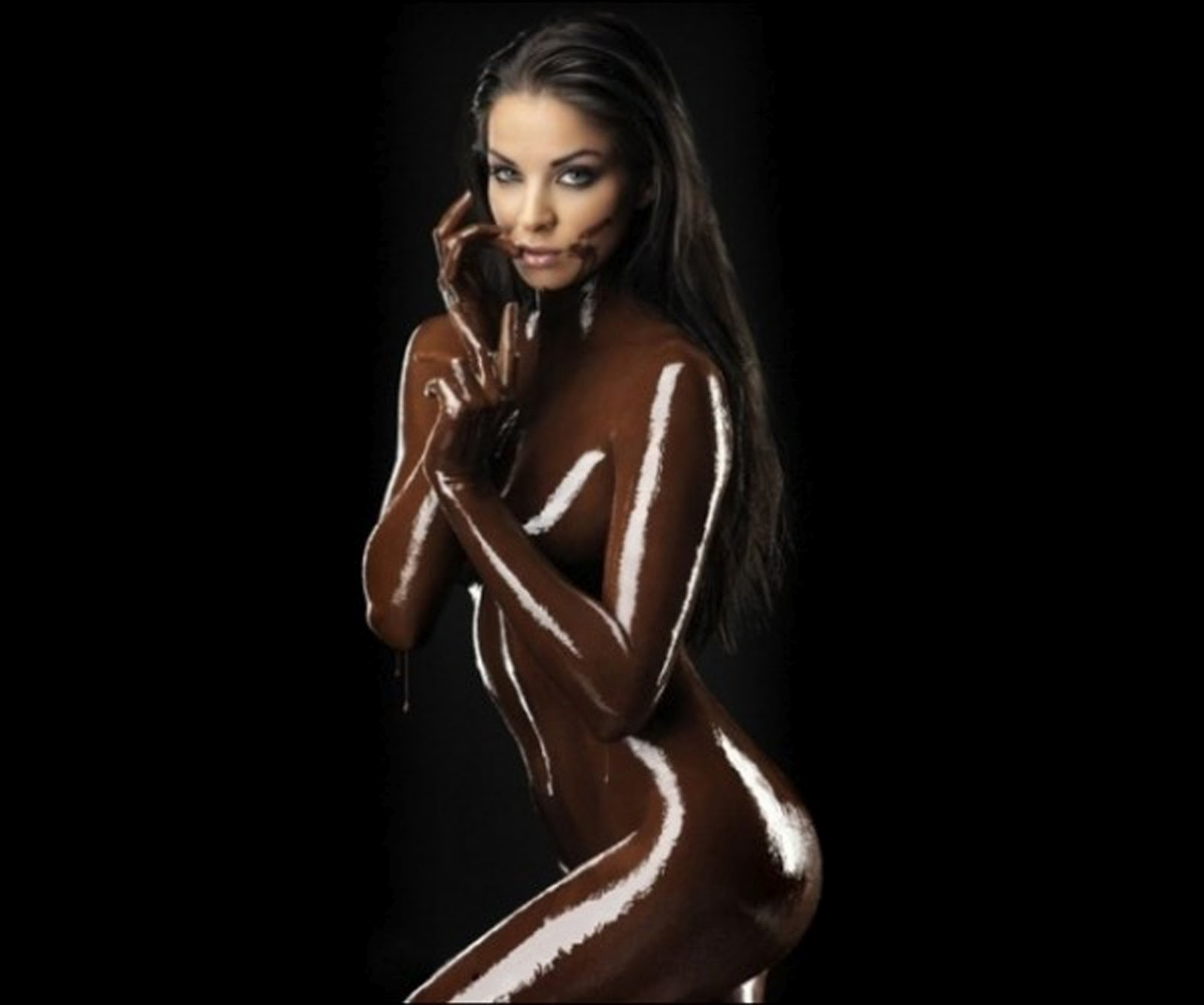 Ebony Babes Women In Chocolate-5235