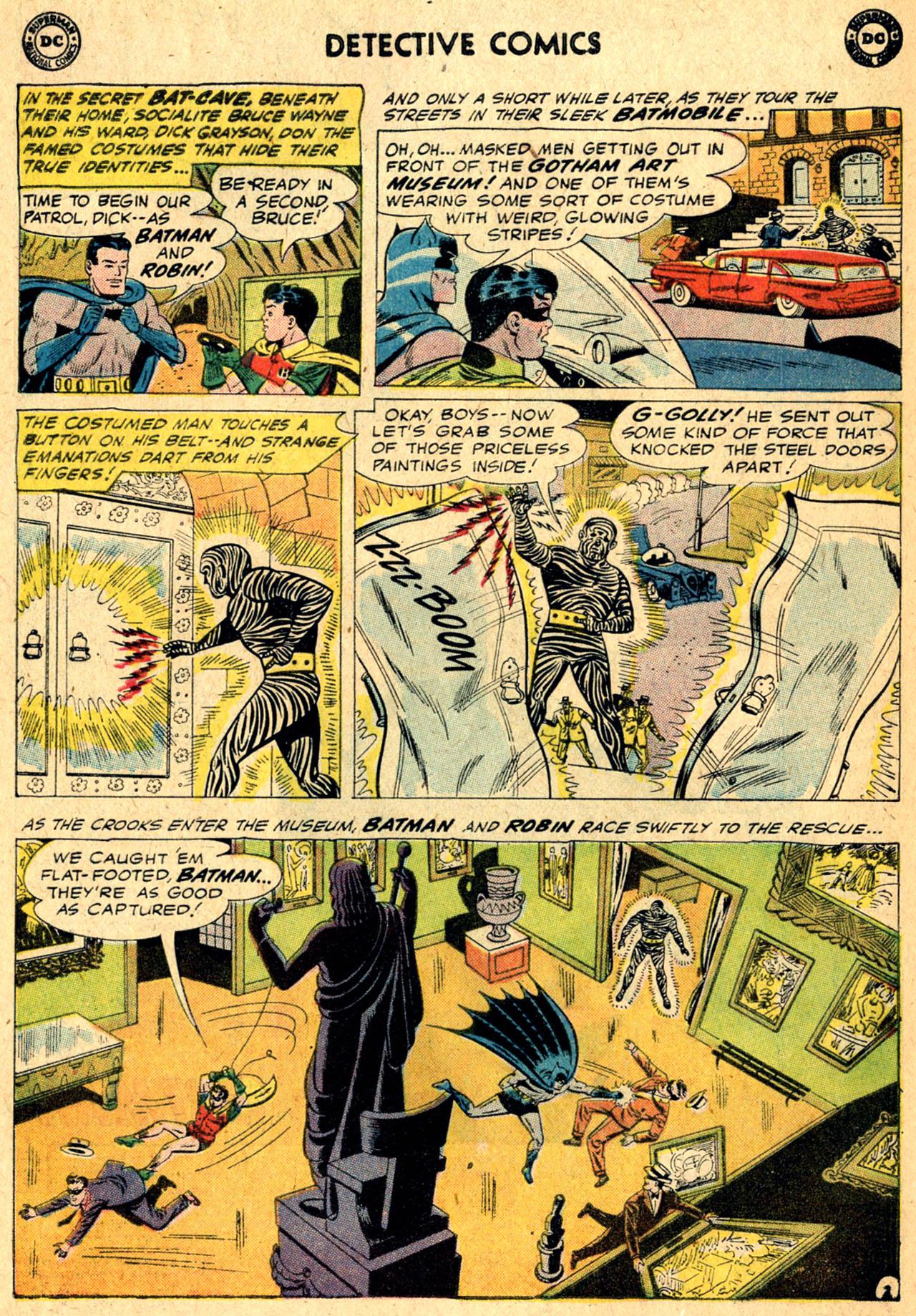 Read online Detective Comics (1937) comic -  Issue #275 - 4