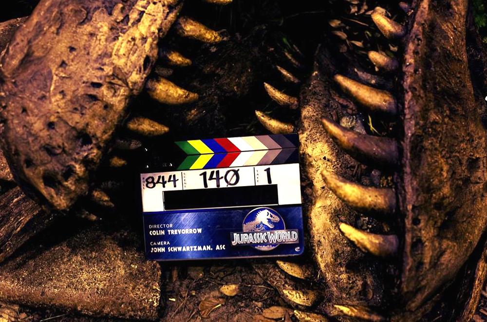 Sfârșitul Filmărilor Pentru Filmul JURASSIC WORLD