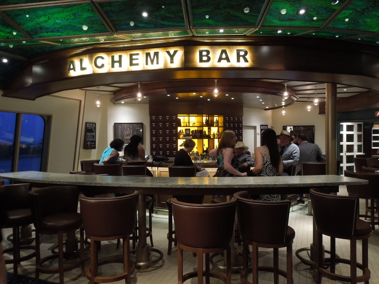 Sweet Escapes Carnival S Alchemy Bar