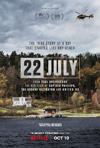 22 July Poster
