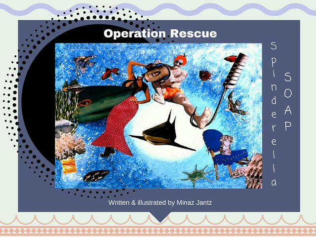 Spinderella Soap: Soap Scene #26, 'Operation Rescue'