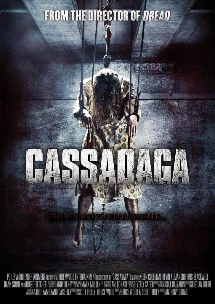 Cassadaga – O Mal Vive Aqui – DVDRip AVI + RMVB Legendado