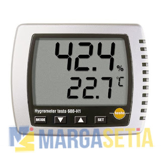Jual Digital Indoor Thermohygrometer Testo 608-H1