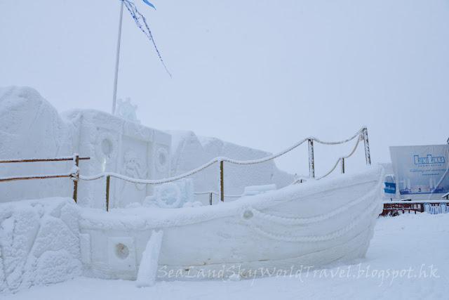 芬蘭, Kemi, Snowcastle, 冰雪堡壘