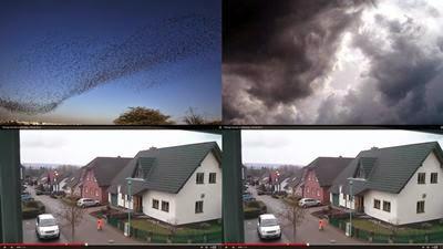 Suara Terompet Misterius Terdengar dari Langit di Empat Negara Tahun 2015