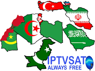 IPTV ARABIAN CHANNELS LIST M3U DOWNLOAD 21.09.2017