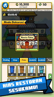 Download game memasak Nasi Goreng Mod Apk Offline