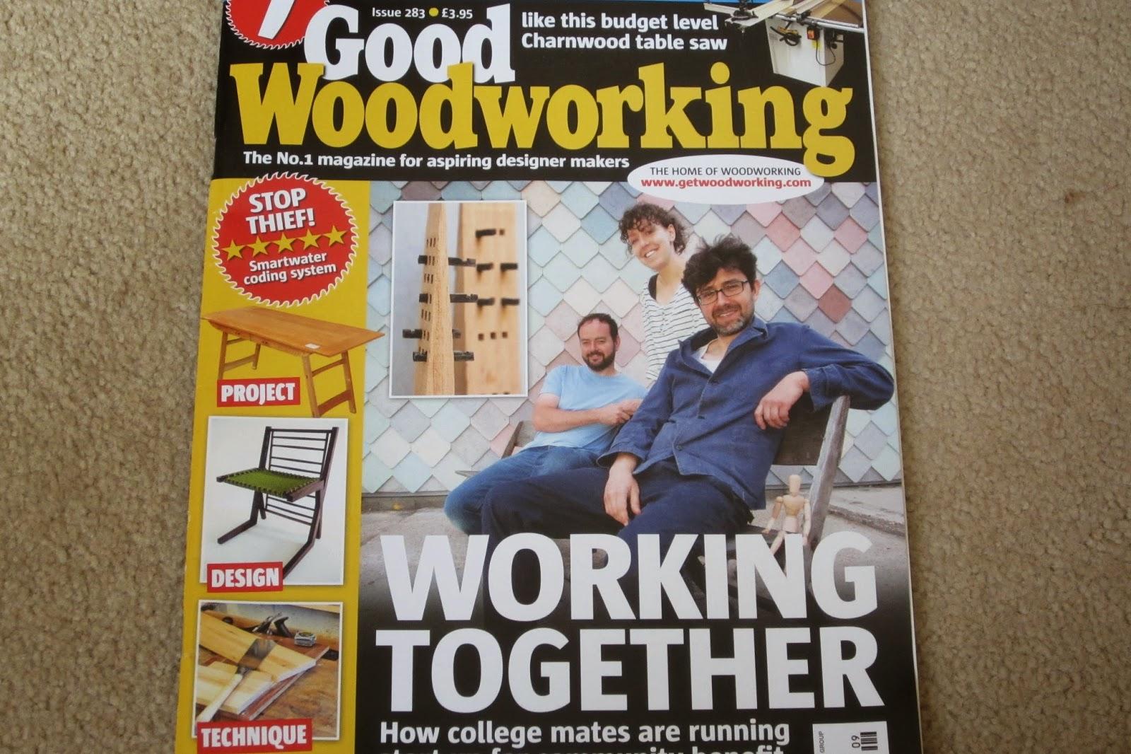 Good Woodworking Magazine