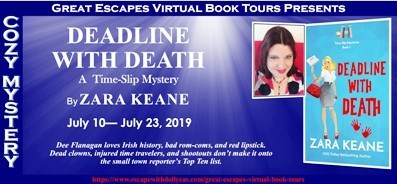 Upcoming Blog Tour 7/18/19