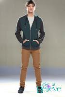"""Biodata Daniel Padilla sebagai Joaquin """" Wacky Boy """" Manansala/ Ryan Manansala"""
