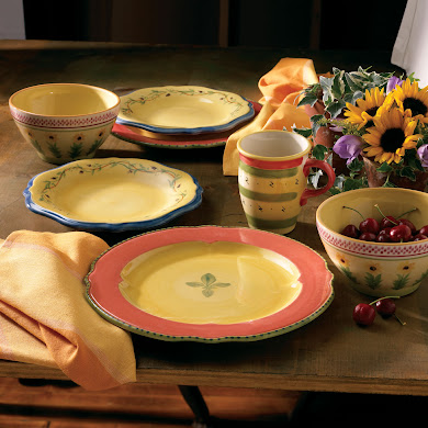 Mother's Day Giveaway |  Dinnerware Worth $250