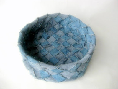 Cool Ways To Reuse Old Denim (30) 18
