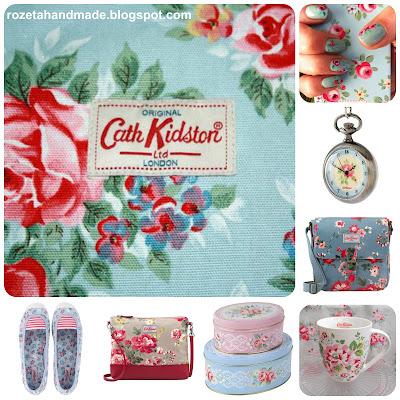 Cath Kidston, inspirations with Cath Kidston, rose Cath Kidston