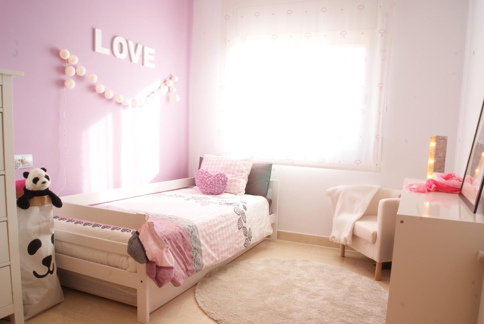 Zenna blog una habitaci n para una princesa - Habitacion pequena nina ...