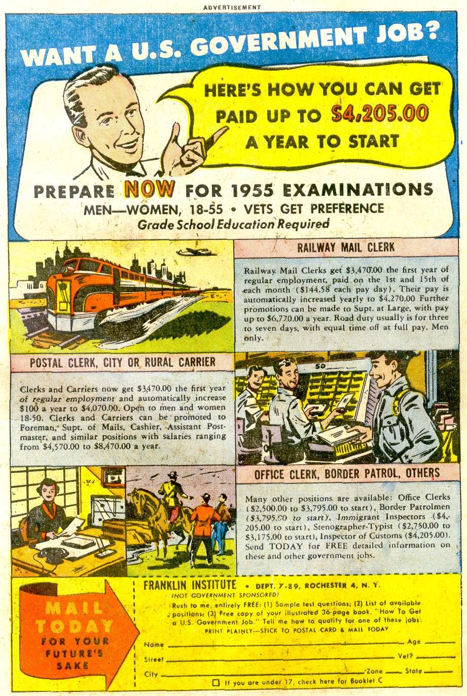 Strange Adventures (1950) issue 54 - Page 9