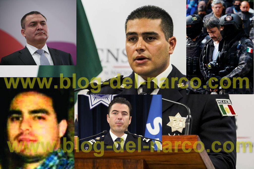 """Mandos de la Policía Federal Corruptos, Insultaron y robaron 2 mdd a """"El Licenciado"""", Dámaso López Núñez"""