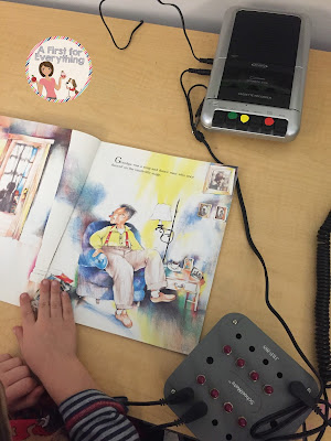How to Use Literacy Stations for AM Work.