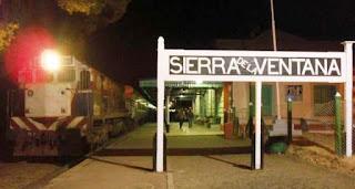 Vecinos de Sierra de la Ventana reclaman por la vuelta del Tren