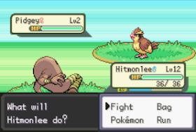 pokemon dreary screenshot 2