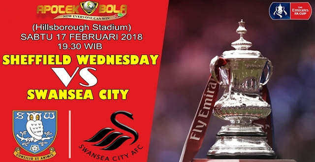 Prediksi Sheffield Wednesday vs Swansea City 17 Februari 2018