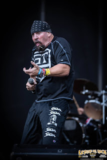 Suicidal Tendencies en Leyendas del Rock 2018