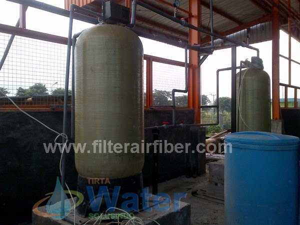 Jual Sand Carbon Filter Frp