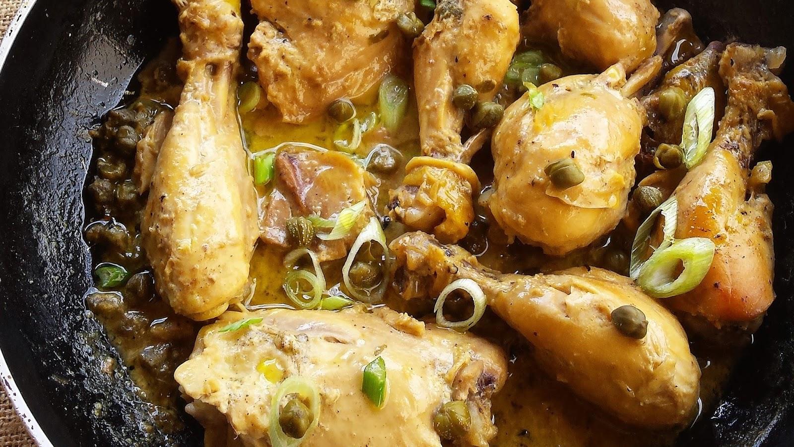 Les receptes que m 39 agraden pollo marinado en yogur con for Maneras de cocinar pollo
