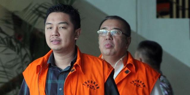 Terima suap Rp 6,8 M, Wali Kota Kendari & ayah divonis 5 tahun 6 bulan penjara