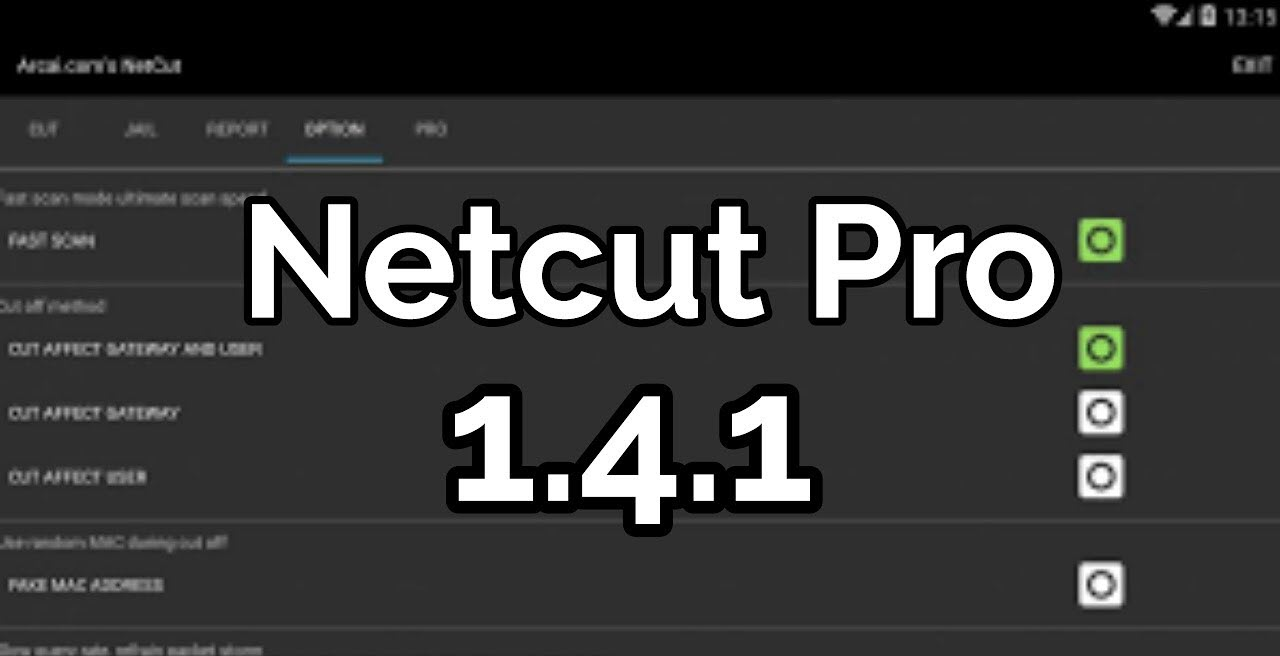 NetCut Pro APK Full Version