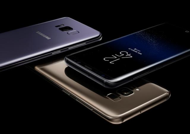 بلس رسمياً S8 و S8 سامسونج تكشف عن هاتف جالكسي