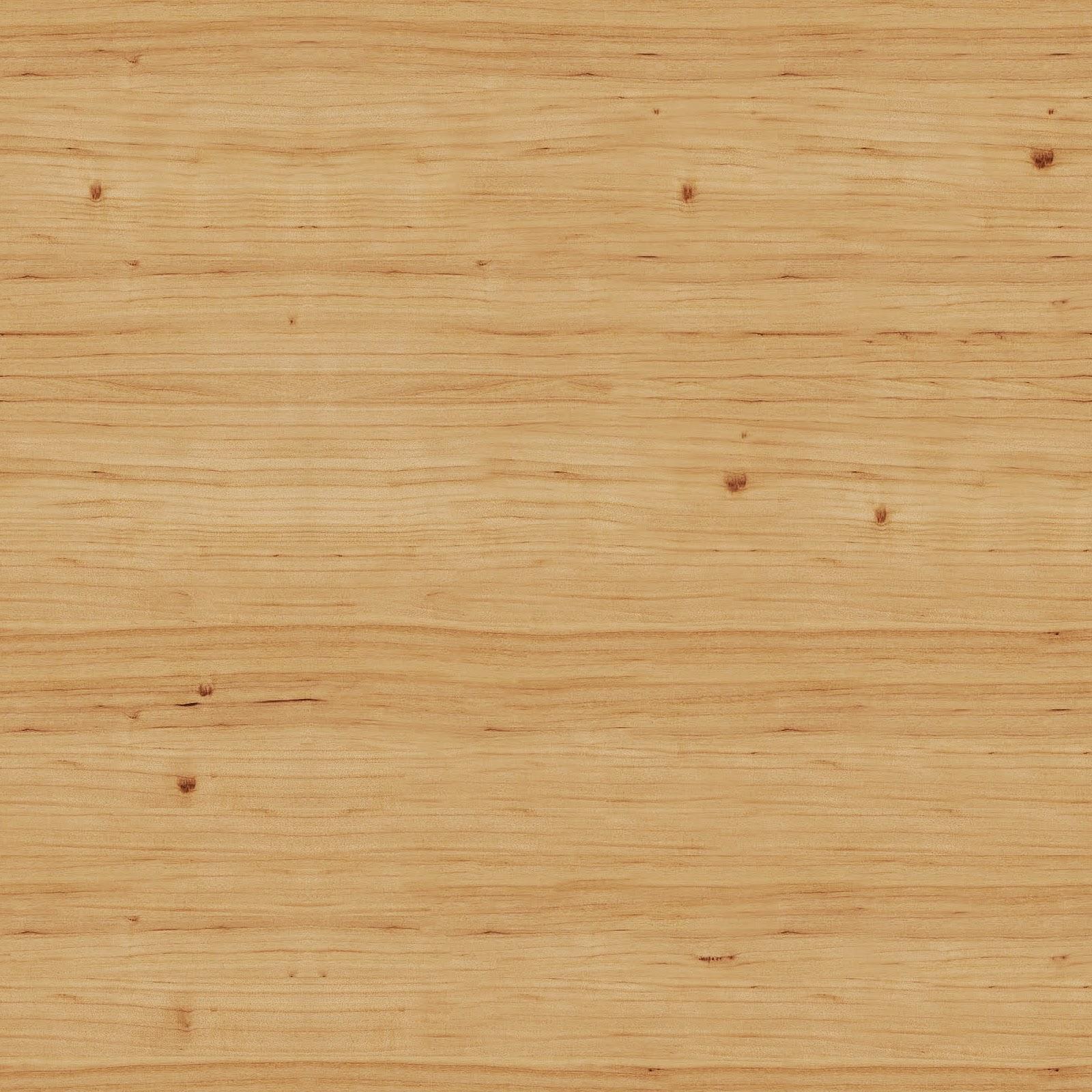 Seamless Natural Wood Texture + (Maps)